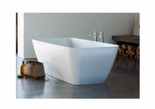 Vicenza Piccolo Natural Stone Clearwater Modern Bath 1600 x 750mm - N6D